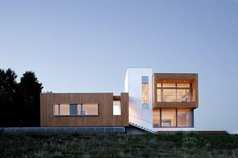 Karuna Exterior with Solar Panels