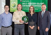 NW EcoBuilding Guild Receives 2017 Green Globe Award
