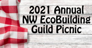 NW Ecobuilding Guild Annual Picnic